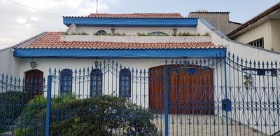 Sobrado Com 3 Dormitórios À Venda, 253 M² Por R$ 1.381.600 - Vila Zelina - São Paulo/sp - So1664