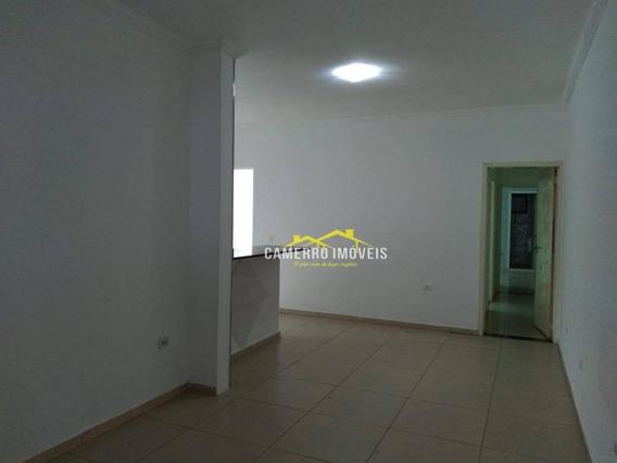 Casa Com 2 Dormitórios Para Alugar, 100 M² Por R$ 1.000,00/mês - Jardim Das Orquídeas - Americana/sp - Ca2466