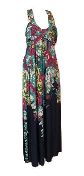 Kouture By Kimora, Super Maxi Vestido Halter