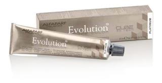 Tinte Alfaparf Evolution Con Oxido(tono A Elegir)