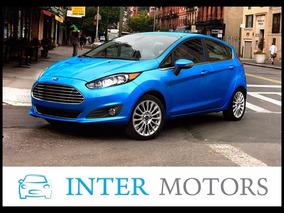 Ford Fiesta Kinetic S.plus Y Se Okm Inter Motors