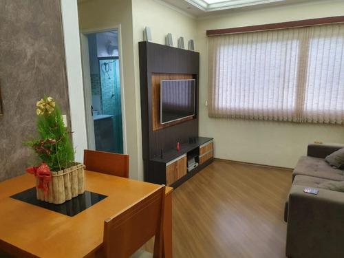 Imagem 1 de 15 de Apartamento Para Venda Em São Bernardo Do Campo, Planalto, 2 Dormitórios, 1 Banheiro, 1 Vaga - Smipe