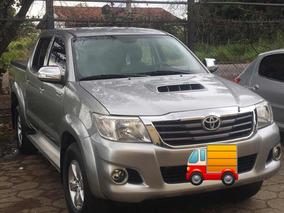 Toyota Hilux Srv 3.0 D4-d 2015/15