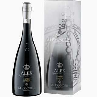 Grappa Alexander Bianca Grappa Italiana C/estuche