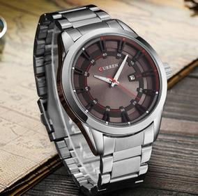 Relógio Curren Homens De Negócios - Luxo