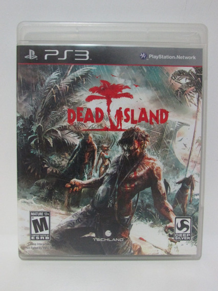 Dead Island - Game Playstation 3 Mídia Física Original