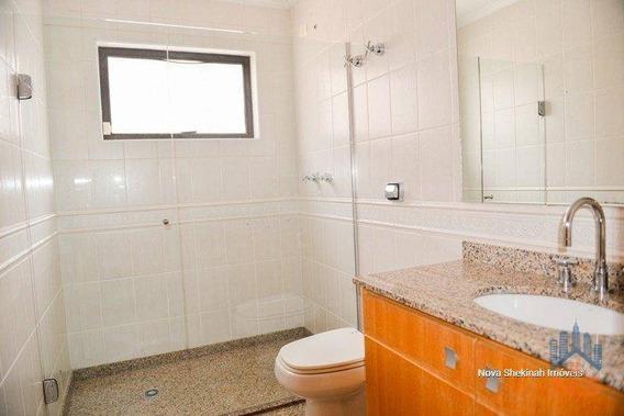 Casa Residencial À Venda, Campo Belo, São Paulo - Ca3373. - Ca3373