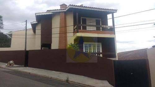 Casa Com 3 Dormitórios À Venda, 190 M² Por R$ 700.000,00 - Jardim Do Lago - Atibaia/sp - Ca1465