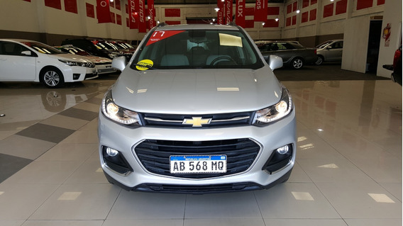 Chevrolet Tracker 1.8 Ltz Awd A/t 2017 / Gnc