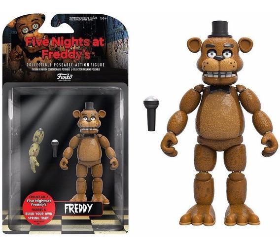 Boneco Five Nights At Freddy