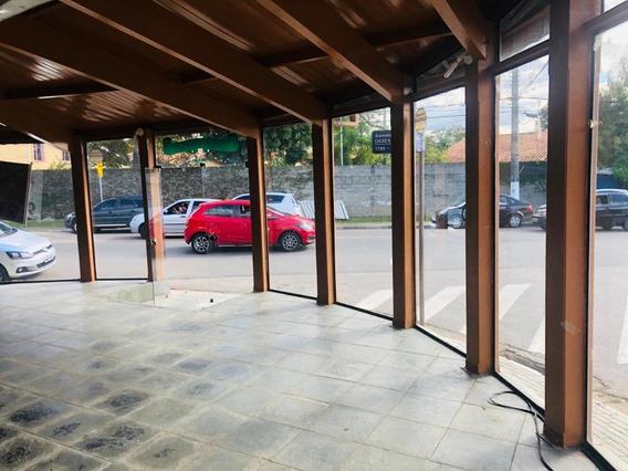Salão Para Alugar, 500 M² Por R$ 9.000/mês - Vila Thais - Atibaia/sp - Sl0014