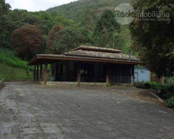 Sítio Com 2 Dormitórios À Venda, 1400000 M² Por R$ 3.600.000,00 - Centro - São Francisco Xavier/sp - Si0109