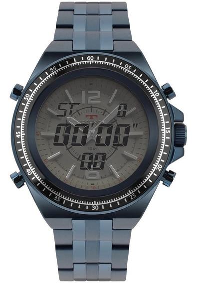 Relógio Ana/digi Technos 2035mor/4c Performance