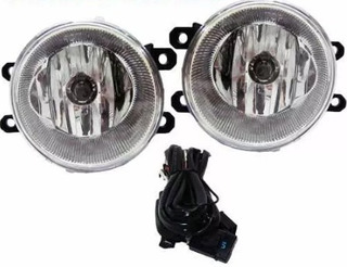 Kit Faro Antiniebla Toyota Fortuner 2016 2017 2018 2019