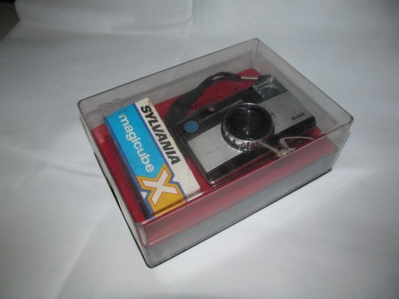 Kodak Instamatic 155x Arte Som