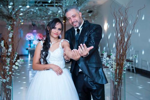Imagem 1 de 10 de Foto E Filmagem: Casamentos, Debutantes E Infantis.
