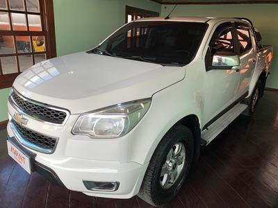 Chevrolet S10 2.8 Ctdi 4x4 Lt (cab Dupla) (aut) 2014