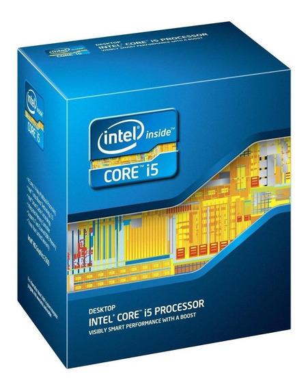 Kit Processador I5 3470 + Placa Mãe B75 + 8gb Ddr 3