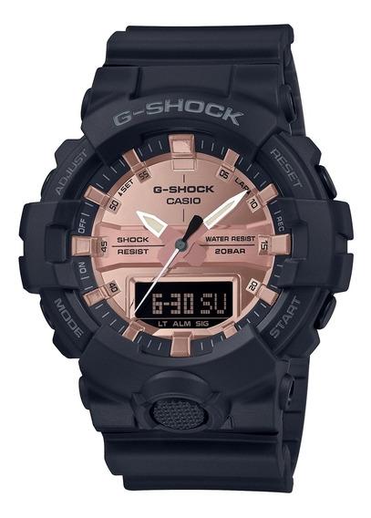 Relógio Masculino Casio G-shock Ga-800mmc-1adr - Preto