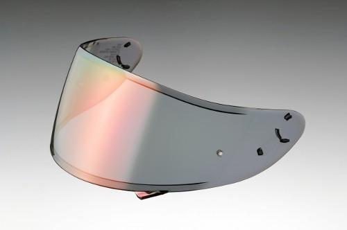Visor Shoei Cw-1 Spectra Qwest Fire Orange