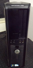 Desktop Dell Optiplex 780