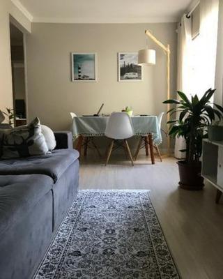 Excelente Apartamento Reformado Em Bairro Arborizado Próximo Ao Metrô Imigrantes. 2 Dorm, 2 Banheiros, 1 Vaga, Piso Laminado, Aquecimento A Gás . - Ap02398 - 32927195