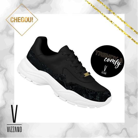 Tênis Fem Sneaker Vizzano