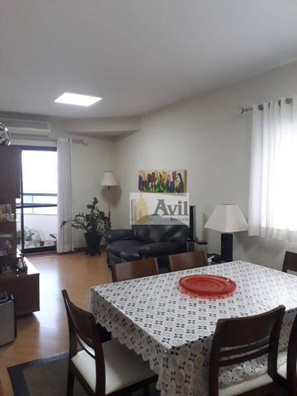 Cobertura Com 3 Dormitórios À Venda, 360 M² , Vila Regente Feijó - São Paulo/sp - Co0074