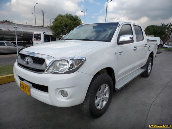 Toyota Hilux Doble Cabina 2.5 4x2 Fe
