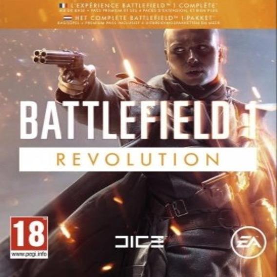 Battlefield 1 Revolution Origin Pc Cd Key