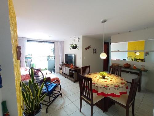 Apartamento Em Manaíra, João Pessoa/pb De 68m² 3 Quartos À Venda Por R$ 330.000,00 - Ap671539