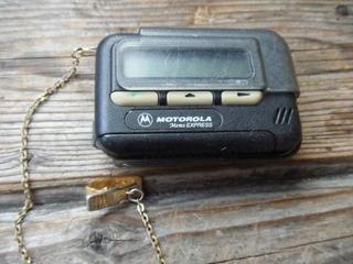 Motorola Beeper O Mensajero Buscapersonas Modelo Memo