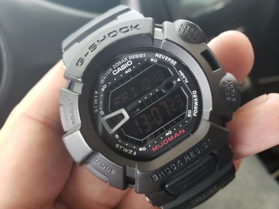 Casio G-shock Mudman G-9000 Ms