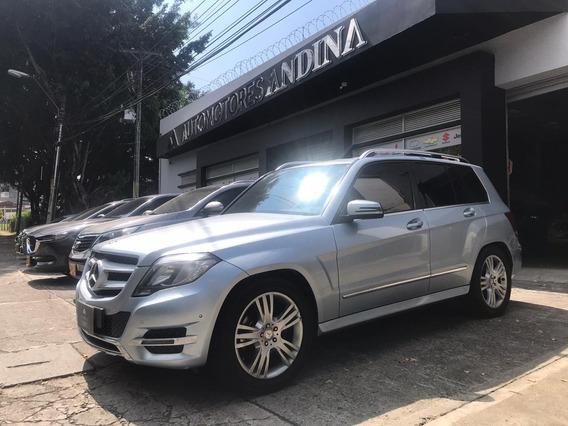 Mercedes-benz Glk 220 Cdi 4matic Automática Sec 2014 2.2 641