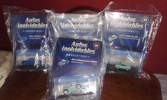 Coleccion Completa Autos Inolvidables Salvat Del 1 Al 97