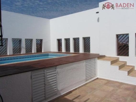 Apartamento Cobertura Triplex, 3 Dormitórios, Sendo 2 Suítes - Ap02809