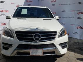 Mercedes-benz Clase M 3.0 Ml 400 Cgi Sport Amg Mt Fa534068