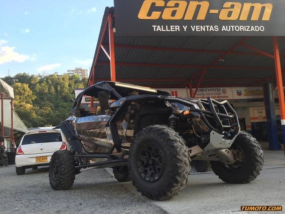 Cuatrimoto Can Am Xds Turbo Can Am Cu