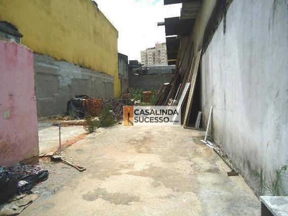 Terreno 245m² Muito Bem Localizado Na Vila Carrão, São Paulo - Te0064. - Te0064