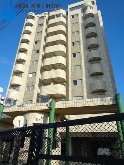 2220-apartamento 1 Dormitório Em Frente Ao Mar!