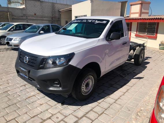 Nissan Np300 2.5 Chas. Cab. Dh A/ac T/a 2018