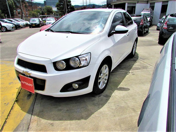 Chevrolet Sonic Lt Sedan Sec 1.6 Gasolina