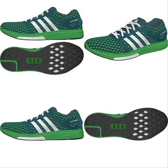 Tênis adidas Cc Sonic Boost M Verde