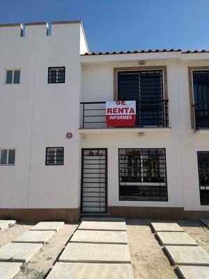 Renta Excelente Casa En Paseo De Los Naranjos Leon