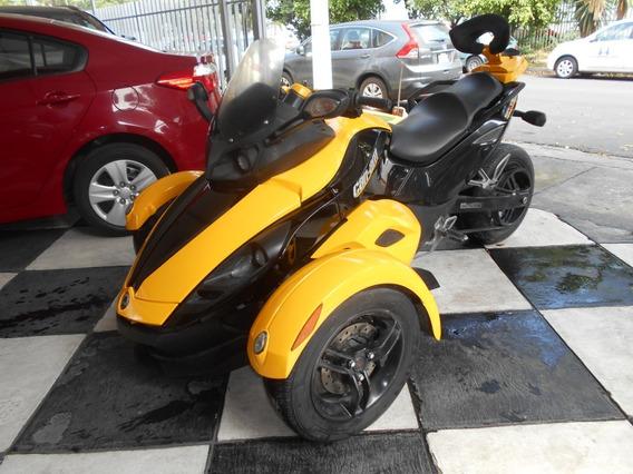 Moto Can Am Spider 2009 3 Ruedas