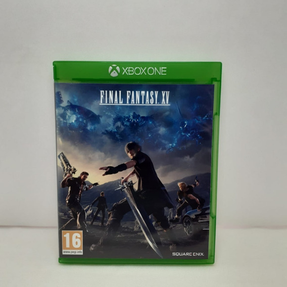 Jogo Final Fantasy Xv Xbox One Original
