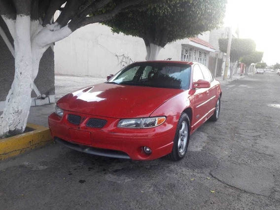 Pontiac Grand Prix Gtp Sedan Sc Qc Mt 2001
