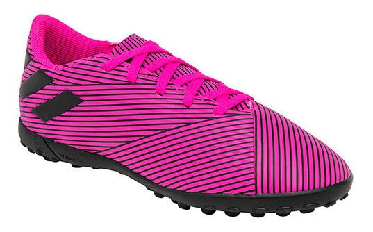 Tenis adidas F99936 Joven Talla 20 Al 24 Color Fiush Cov19