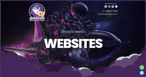 Desenvolvimento De Sites, Lojas Virtuais E E-commerce