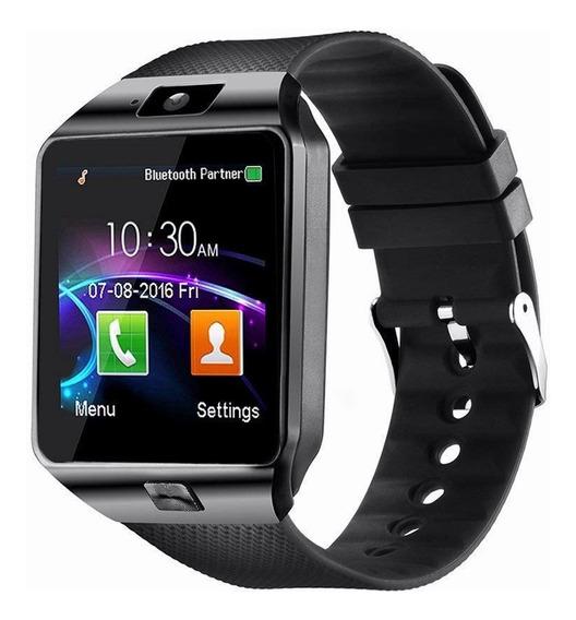 Reloj Inteligente Smartwatch Bluetooth Sim Card Android Dz09